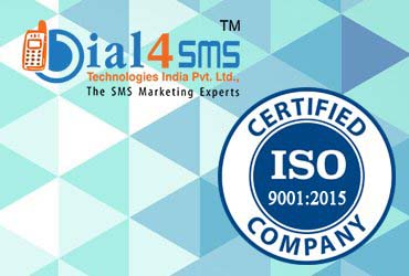 dial4sm ISO Certified Company